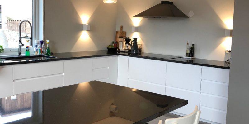 Ideen für eine kleinere Küche