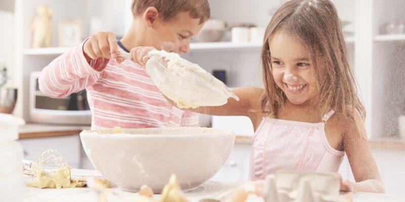 Die Planung einer kinderfreundlichen Küche