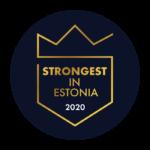 Strongest in Estonia 2020
